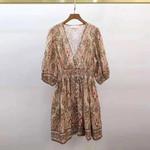 Luxury Top Quality Linen Dresses