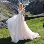 Robe De Mariee Backless Sexy Wedding Dress