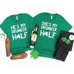 Couples St. Patrick's Day Couples T-Shirts
