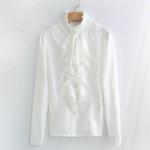 Blusas Para Oficina Long Sleeve Shirts