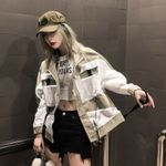 Loose Coat Leisure Jacket Streetwear