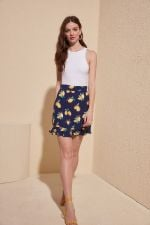 Trendyol Patterned Skirt