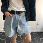 Short pants casual denim jeans