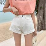 High Waist Shorts Denim Short Jeans