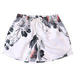Swim Beach Floral Shorts Quick Dry Beach