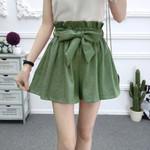 Female Shorts High Waist Loose Wide Leg Short