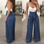 Casual Loose Pants New Style Wide Leg