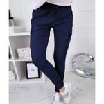 High Waist Stretch Slim Pants Fashion