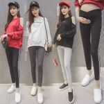 Photo Shoot New Style Pregnant Low-Rise Leggings