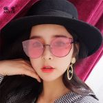 V Brand Oceans PCs Sunglasses Fashion Cat's Eye