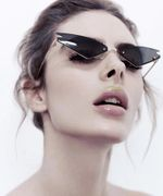 New Style Irregular Cat-Eye Sunglasses