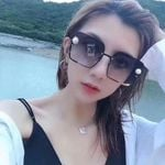 Hot Selling New Style Fashion Irregular Sun Glasses