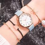 Suit Luxury Watches Fashion Bow Bracelet Ladies