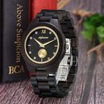 Top Luxury Brand Fashion Ladies Wristwatch Wooden