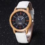 Top Brand Luxury Ingenious Wooden Dial Watch
