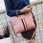 New Style Iron Handle Picture Large Bag