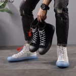 Canvas Casual Shoes Black Sneakers