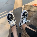 Canvas Shoes Platform Sneakers