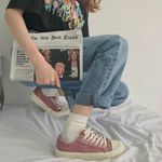 Classic Canvas Shoes Fashion Sneakers