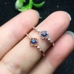 Genuine Natural And Real Sapphirerings Natural