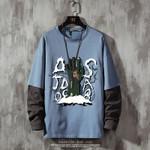 Hoodie Sweatshirt Hip Hop Punk Pullover Streetwear