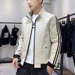wear Coat Versatile Slim Fit Handsome Thin Jacket