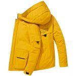 High quality jacket thick snow parka overcoat