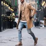 Wool Jacket High-quality Wool Coat Casual