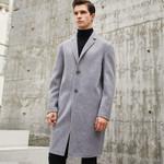 Jacket Double-side Woolen Coat Streetwear