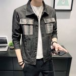 new coat trend casual spirit guy clothes casual jacket