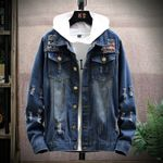 Denim Jacket Washed Denim Jacket Classic