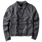 Single Breasted Jacket and Coats