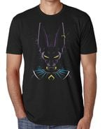 Dragon Ball Z Beerus T-Shirt Inchiostro