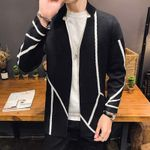 Decoration Male Knitting Man Long Sleeve Sweater