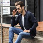 Knitwear Zipper Cardigan Sweaters
