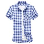 New Casual Loose Short-sleeved Shirt Brand Clothes
