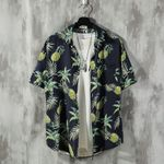 New Fashion Casual Hawaiian Beach Short Sleeve Shirt