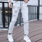 Runway Luxury famous Brand Design Jeans