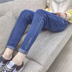 New Style Trousers Embroidered Jeans