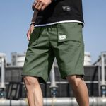 Baggy Cargo Fashion Casual Cotton Tactical Pants Short