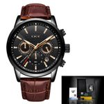 Top Brand Luxury Fashion Business Quartz Watch