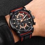 Sport Chronograph Watches High Quality Top Luxury