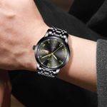 Fashion Sports Quartz Full Steel Business Watches