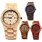 Luxury Natural Quartz Movement Casual Wrist Watch