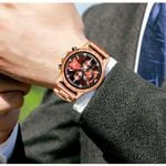 Luxury Brand Chronograph Sports Watches Waterproof