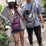 Travel Bag Cycle Sling Bag Nylon Crossbody Shoulder Bag