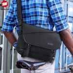 Casual Messenger Anti Theft Crossbody Bag