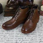 Goodyear Handmade Cattle Cowboy Boots