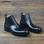 Mid-top Martin High-top Short Boots