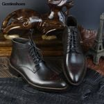 Goodyear Handmade Calfskin Sole Boots